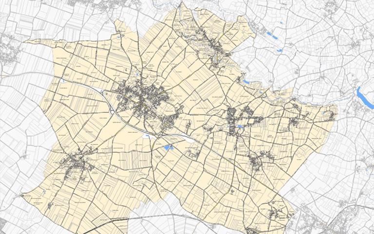 cadastre information geographique