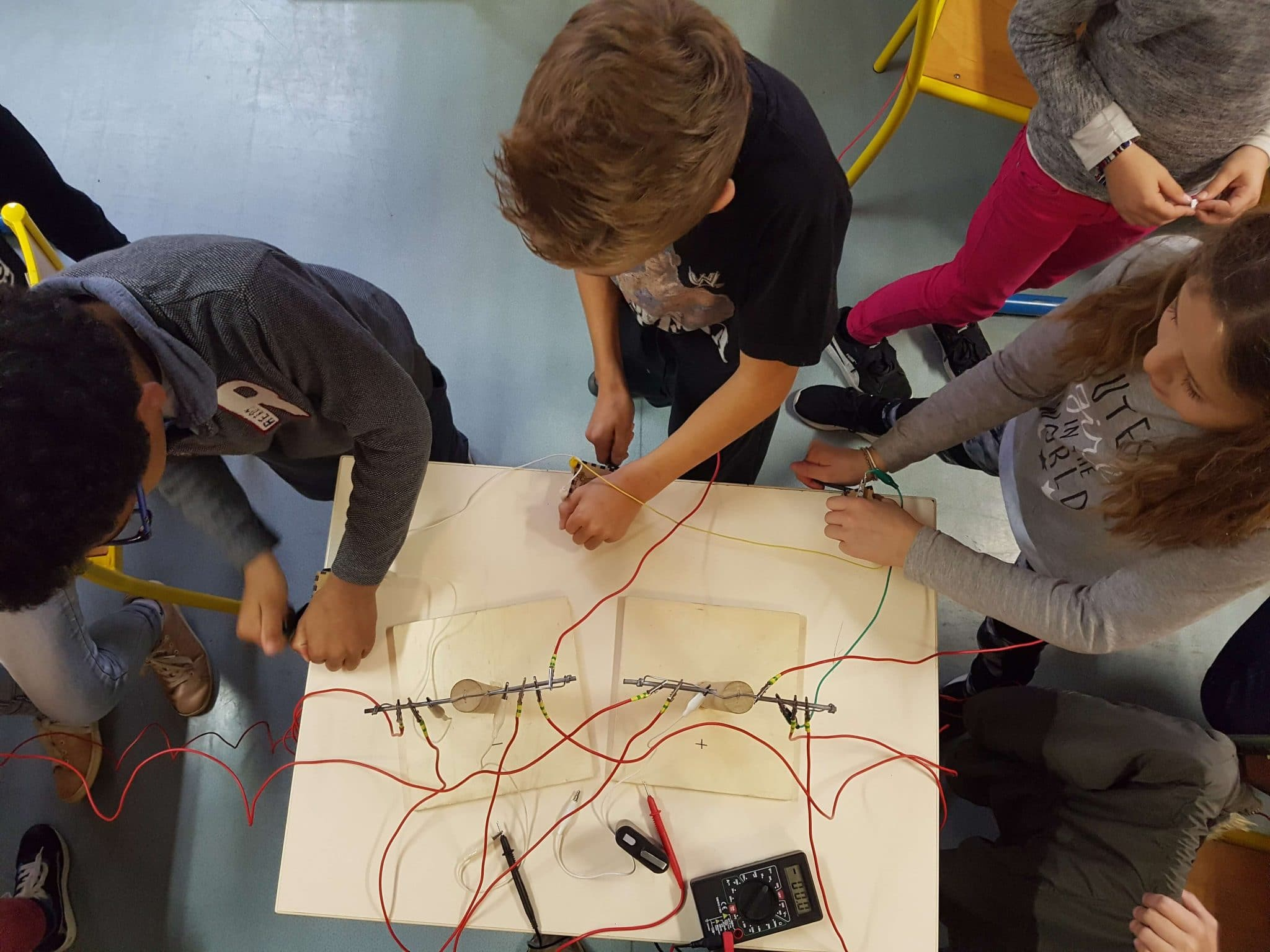 animations scolaires energies