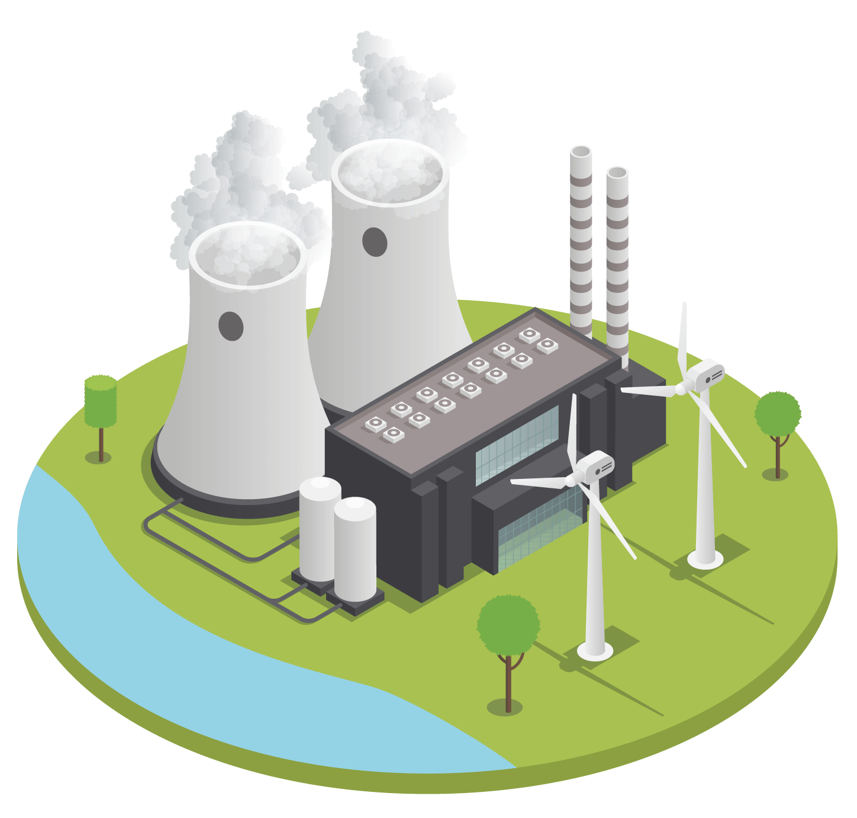 production électricité