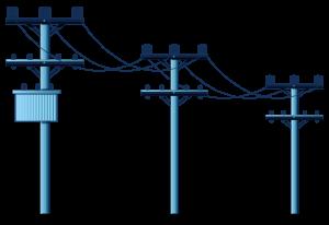 service public électricité